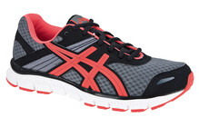 Asics Women's Gel Zaraca charcoal/pink/black